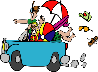 Travel-clipart-beach-trip