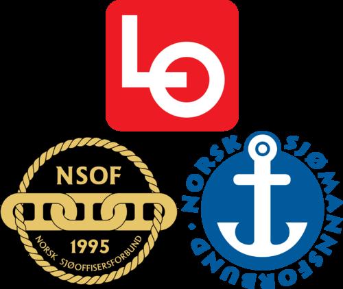 LO, NSF og NSOF - ny LO