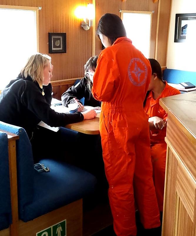 140425 Langøysund - skipsbesøk