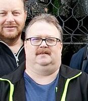 Forbundsstyremedlem Alf Arne Hansen