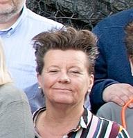 Forbundsstyrevara Helga Kollen