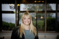 Forbundsstyremedlem Erina Bryn Kjær