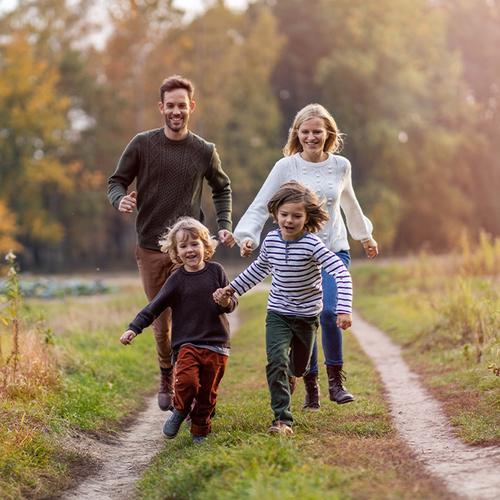 LOfavør barneforsikring - trygghet for familien
