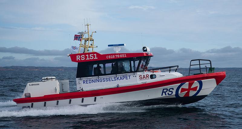 Redninsskøyta RS 151 Sjømann